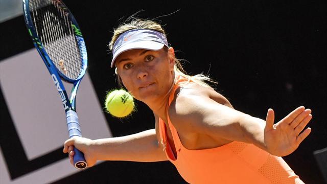 Birmingham invite Sharapova, deux jours après le refus de Roland-Garros