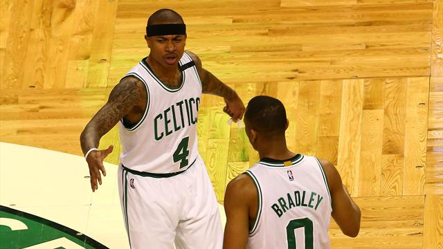 Celtics advance to Eastern Conference finals