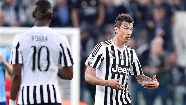 Con Rincón para buscar el primer título — Juventus-Lazio