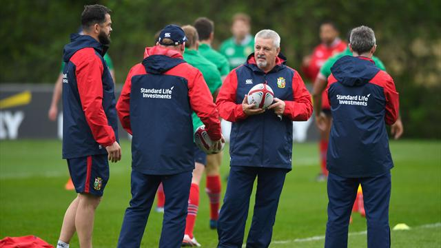 Lions hope to use Irish lessons to hurt All Blacks