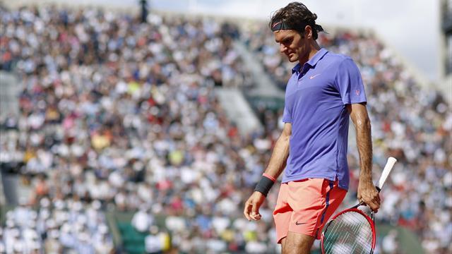 """""""C'est le plan"""" : Federer envisage un retour à Roland-Garros en 2019"""