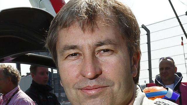 Heinz-Harald Frentzen wird 50