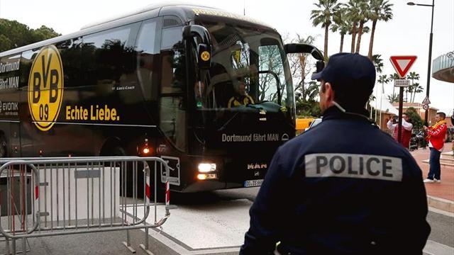 Fiscalía alemana descarta terrorismo en ataque contra el Dortmund
