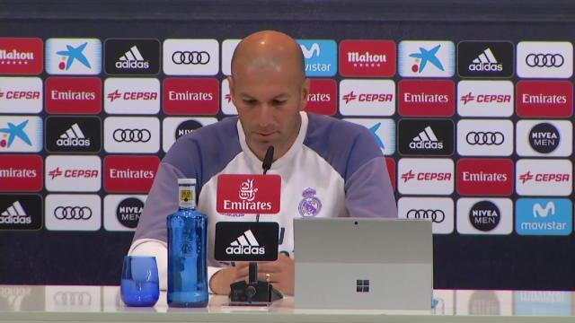 """Zidane : ''Coach du Real ? C'est usant mais je l'ai voulu. Je sais que ça s'arrêtera un jour..."""""""