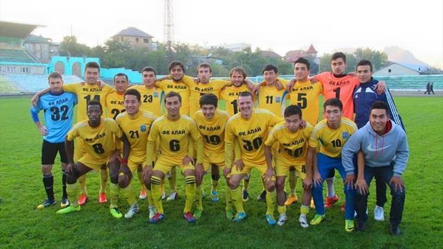 La storia di confine dell'Alay Osh, la squadra che vincendo unisce kirghizi e uzbeki
