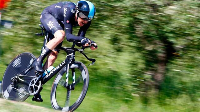 Giro d'Italia 2017, Geraint Thomas dice basta e si ritira