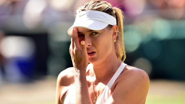 Fendrich on Tennis: Sharapova's French 'ban' raises question