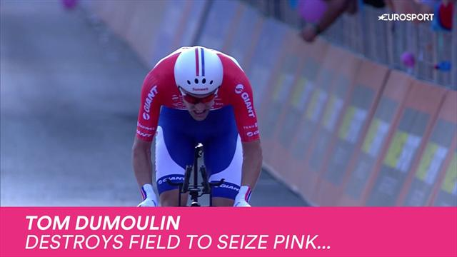 Giro d'Italia 2017: Stage 10 Key Moments
