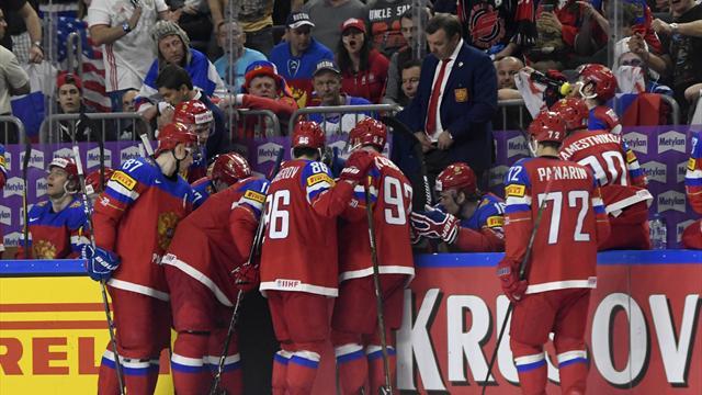 Россия сыграет с Чехией в четвертьфинале и в случае победы выйдет на Канаду