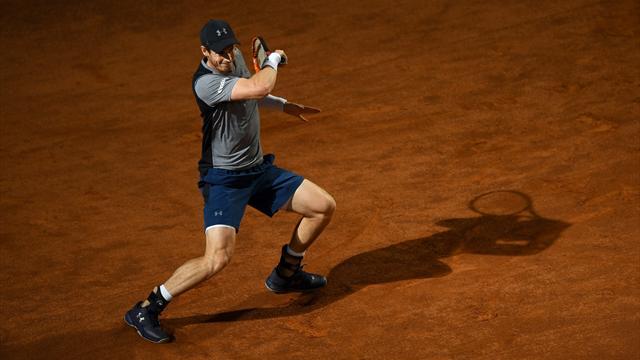 Andy Murray éliminé — Masters de Rome