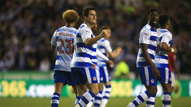 Reading overcome Fulham to set up play-off final at Wembley