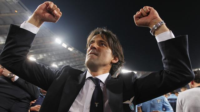 Avec sa Lazio, Simone Inzaghi fait mieux que SuperPippo… et Bielsa
