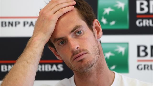 Murray defiant in defeat – but can he still challenge at Roland Garros?