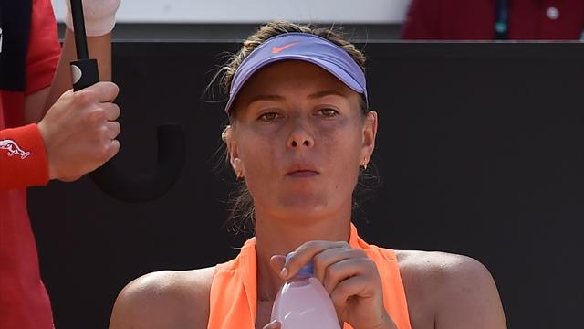 WTA chief criticises Sharapova's wildcard snub, Russian issues response