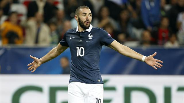 Benzema retains hopes of France return