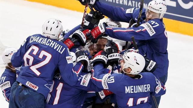 Canadá-Alemania y Estados Unidos-Finlandia en cuartos de final del Mundial