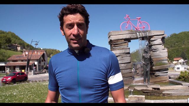 Giro 2017: Juan Antonio Flecha reconoce la 11ª etapa