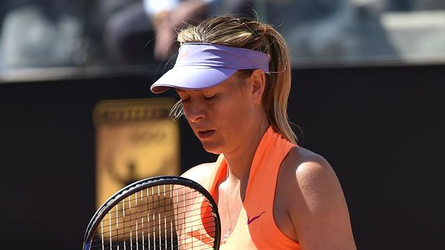 Sharapova withdraws from Cincinnati Open