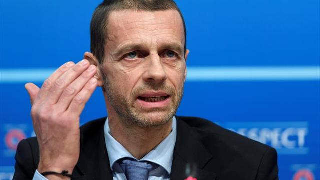 La entrega de la Liga Campeones y Liga Europa se realizará sobre el césped