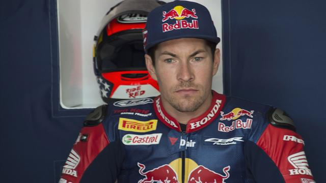 Hayden in 'serious condition' in hospital after being hit by car