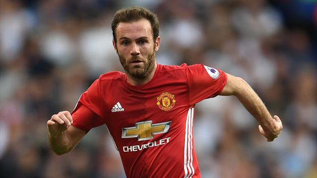 Manchester United's Juan Mata to give portion of salary to charity