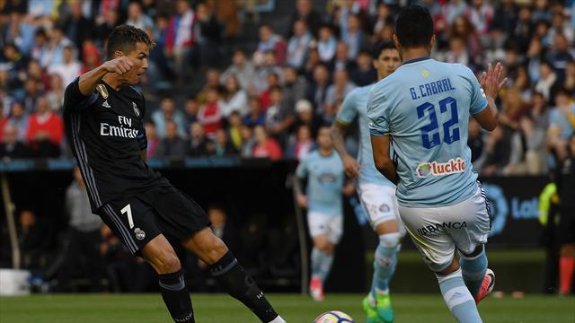 Un missile et Ronaldo devient le meilleur buteur de l'histoire des cinq grands championnats