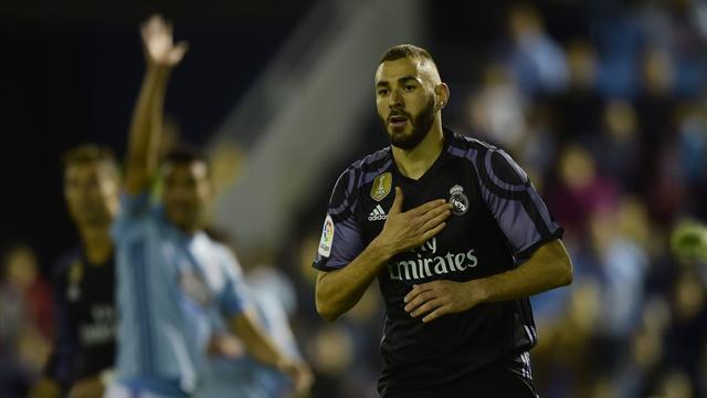Le but libérateur de Benzema sur un caviar de Marcelo