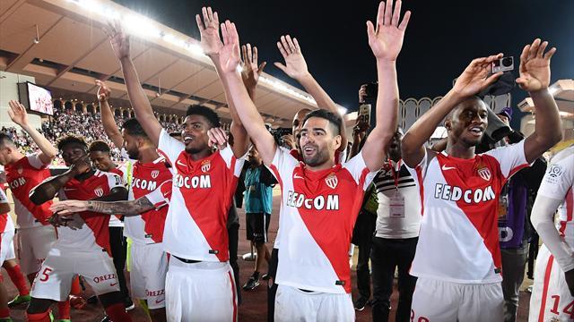 Statistiquement, Monaco a réalisé une saison exceptionnelle
