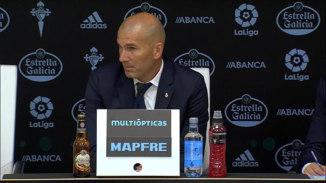 """Zidane : """"Ronaldo est dans une forme phénoménale"""""""
