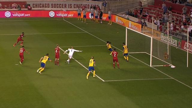 MLS: Chicago Fire - Colorado Rapids (Özet)