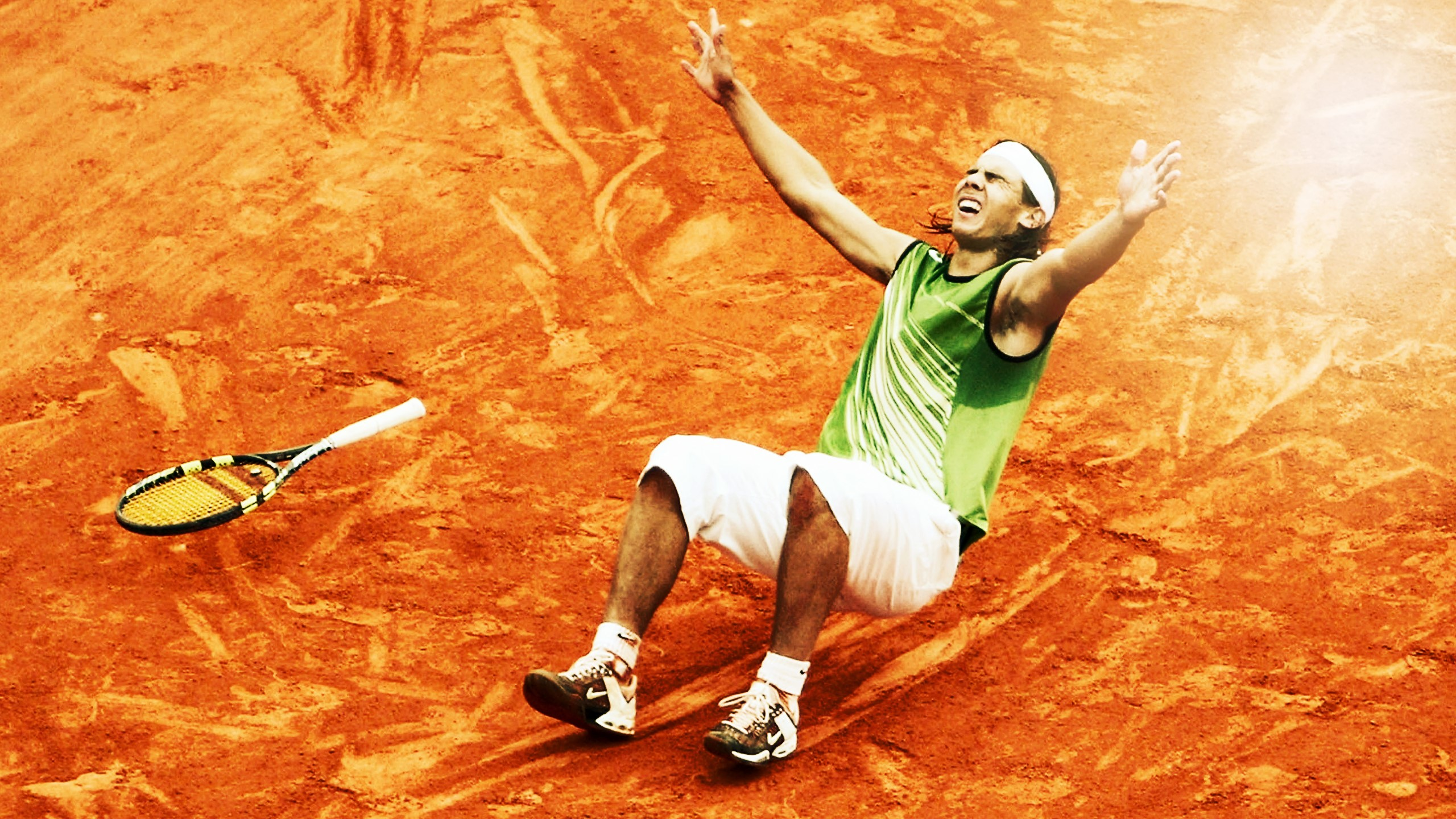 June 5, 2005: At 19 years and two days Nadal wins Roland Garros