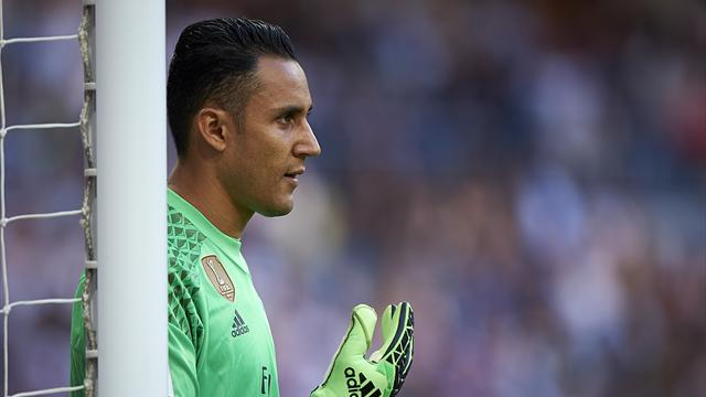 Madrid goalkeeper Navas a doubt for Tottenham clash