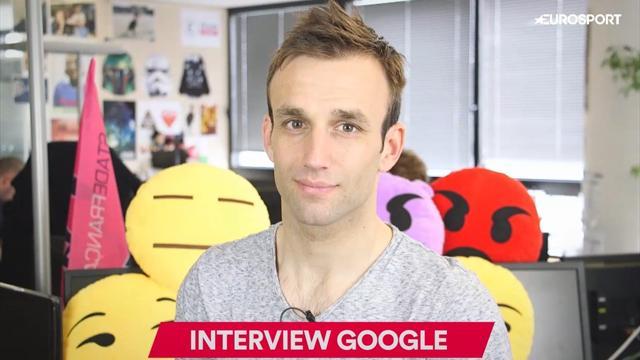 Copine, Tee-shirt, MotoGP : l'interview Google de Zarco