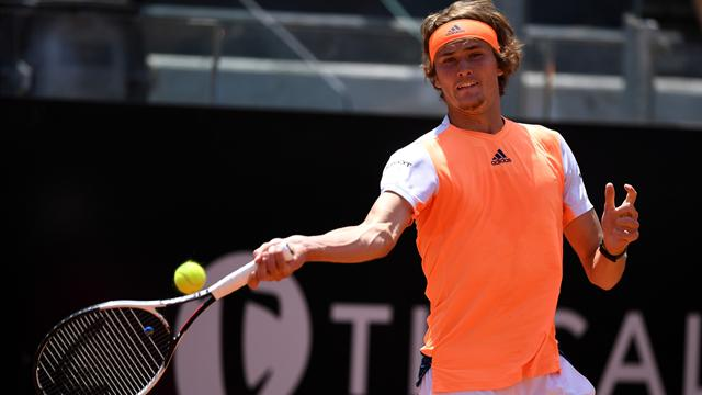 Home favourite Fognini defeated in Italian Open third round
