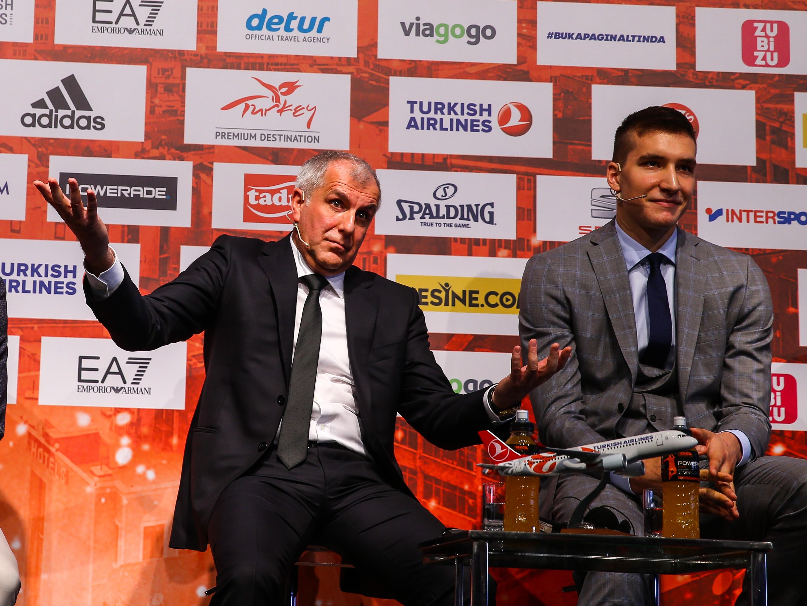 Zeljko Obradovic - Bogdan Bogdanovic