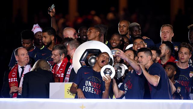 Franc, Clinton, Schumi… La dernière fois que Monaco était champion, c'était un autre monde