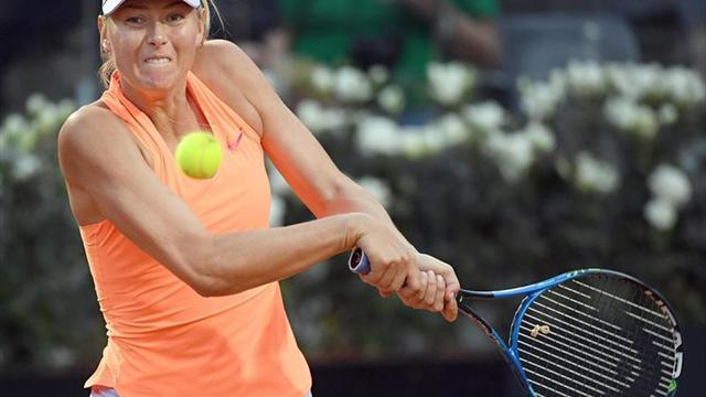Sharapova recibe una invitación del torneo de Birmingham