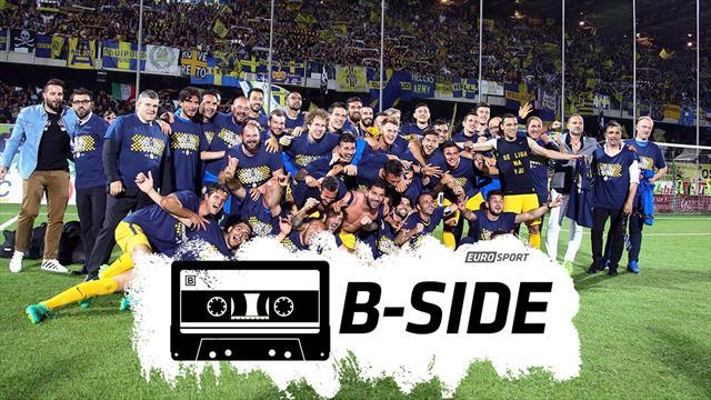 B Side: Hellas, esplode la gioia dopo una lunga sofferenza. Playoff garantiti, playout cancellati