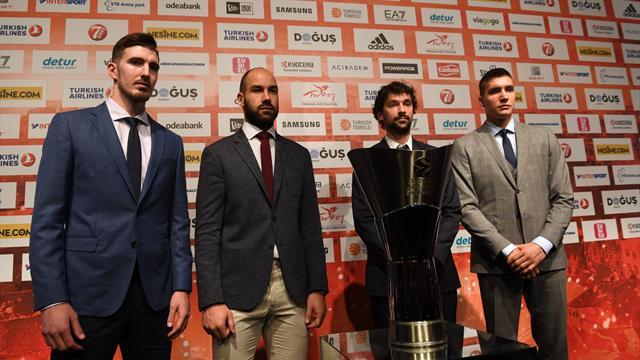 Basket: Fenerbahçe rejoint l'Olympiakos en finale de l'Euroligue