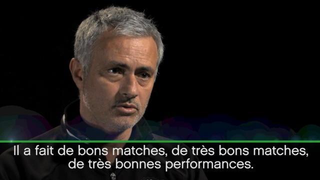 """Mourinho : """"J'espère que le record sera battu pour enlever de la pression à Pogba"""""""