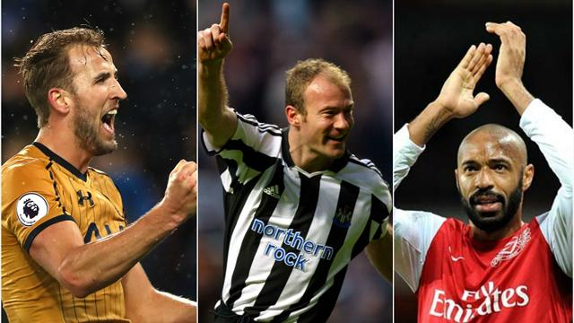 Spurs' stunning season in stats: Kane joins the all-time Premier League greats