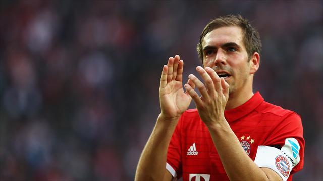 «Бавария» ввела Лама в клубный Зал славы