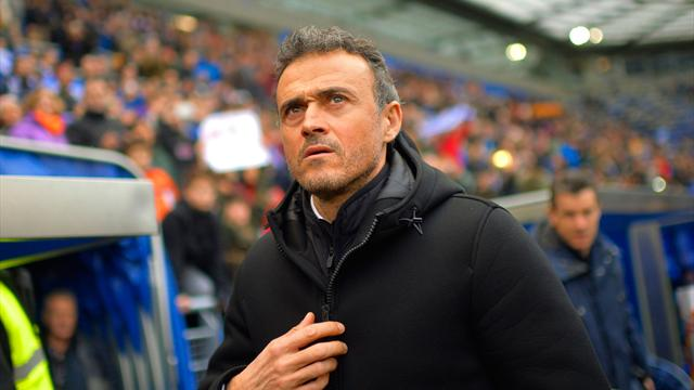History tells Enrique that Barca should still dream of final-day glory