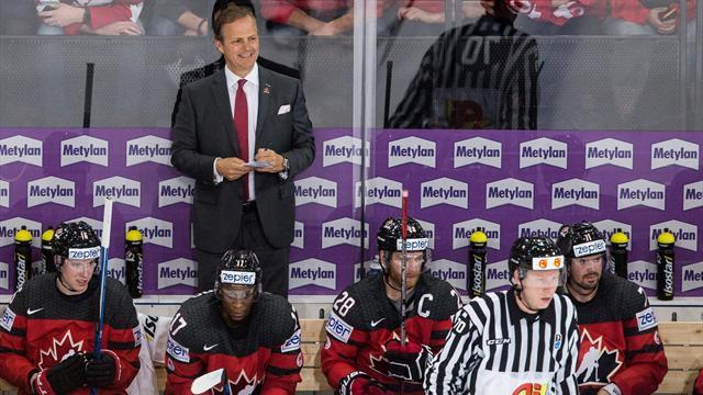 Главный тренер сборной Канады: «Матчи против России – это самая настоящая война»