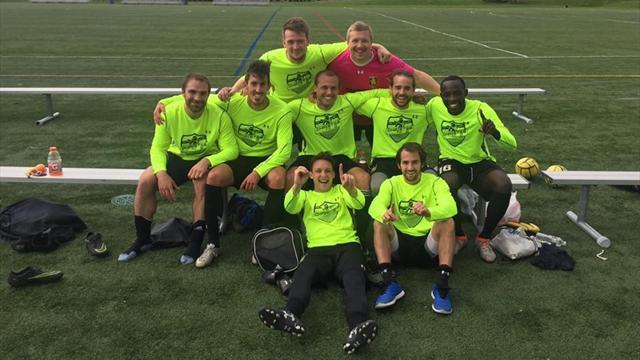 US Open Cup: la favola Christos FC, una squadra del pub al terzo turno
