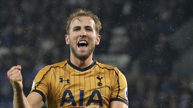 Harry Kane eyes Premier League goals century by end of next season