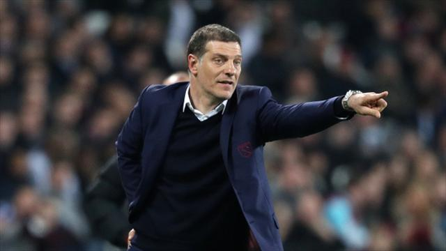 Slaven Bilic says West Ham want to add quality this summer