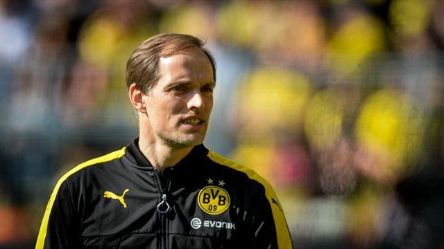 """BVB-Trainer Tuchel: """"Wie immer - das könnte ja auch mein letztes Spiel sein..."""""""