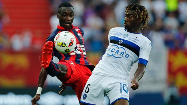 Karamoh è dell'Inter: al Caen vanno 5,5 milioni più bonus