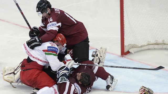 ЧМ-2021 пройдет в Белоруссии и Латвии